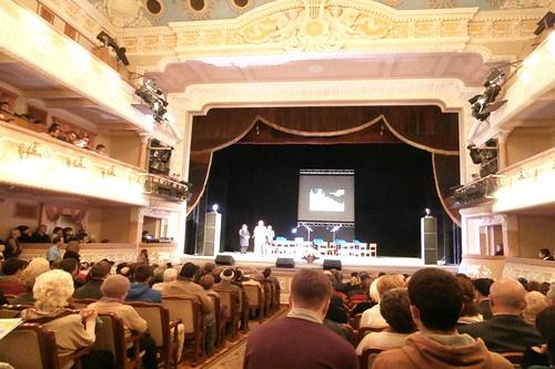 Вячеслав Малежик: «У моей аудитории чистая душа»