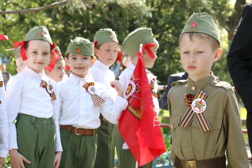 К патриотическому воспитанию молодежи подходят ответственно! 0 (0)