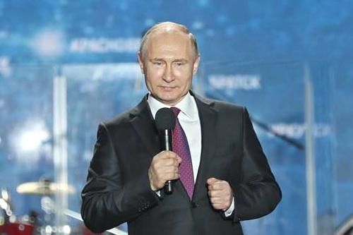 Крым выстрадал себе такого президента