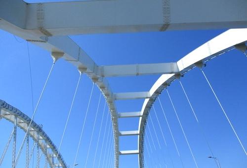 Мост: чем ближе Крым к России, тем она сильнее