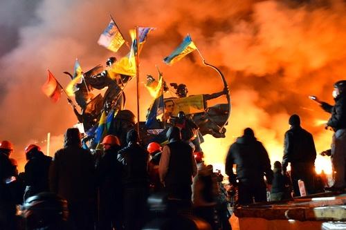 Киевский пожар 0 (0)