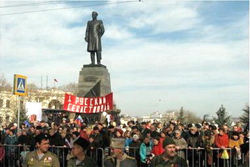 Коричневая Украина входит в дефолт