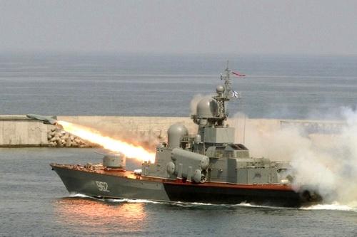 Военный эксперт: в Черном море нарастает напряженность