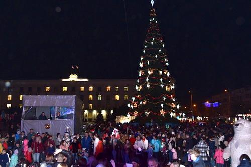 Столица Крыма к празднику готова