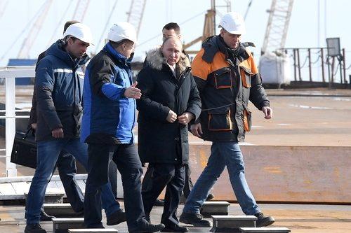 Крым в ожидании Владимира Путина