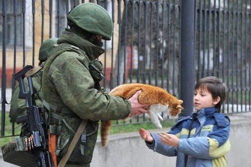 Крым. 30 марта