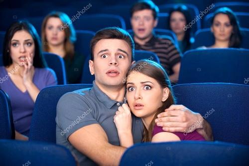 Страх в кино и наяву