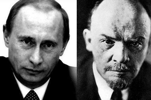 Путин о Ленине. Это Жу-жу-жу неспроста