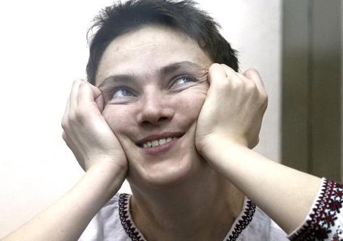 Надежда Савченко. Это безнадёжно!