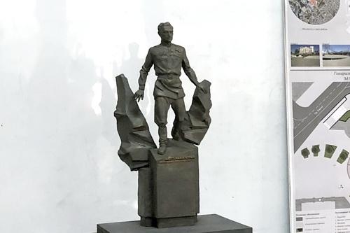 Памятник Амет-Хану Султану откроют в октябре