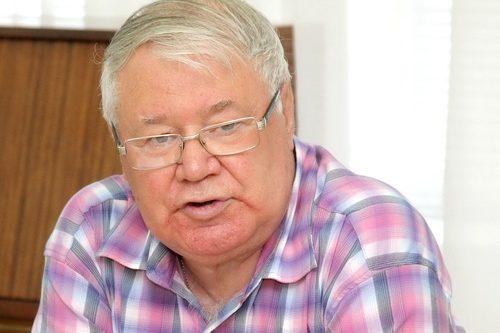 Константин Затулин счастлив: он проехал по Крымскому мосту в числе первых