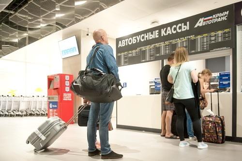 В новом терминале аэропорта заработала междугородняя автостанция