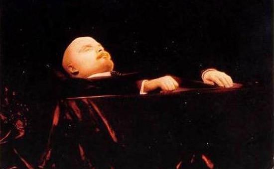 Нужно ли похоронить Ленина?