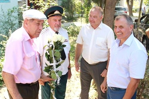 Казачество гуляет на «Крымских тулумбасах»