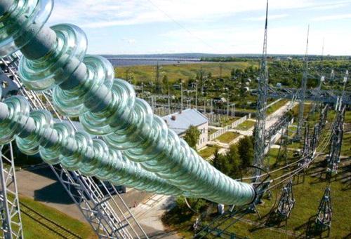 Есть первая линия энергомоста в Крым!