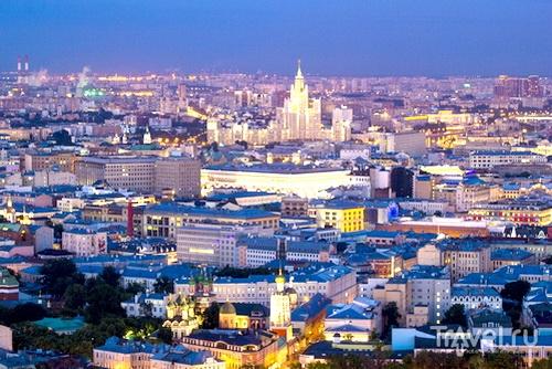 Крымские улицы в Москве