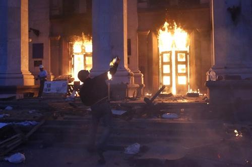«Одесская Хатынь»: год спустя 0 (0)