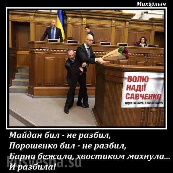 Гибриды Майдана