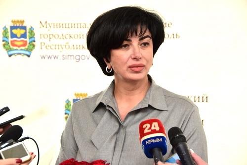 Елена Проценко назначена на должность главы администрации крымской столицы