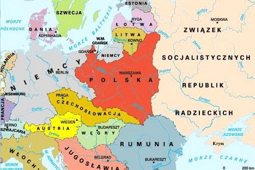 Кем была Польша в зверинце довоенных народов Европы