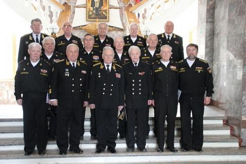 Военно-научное общество ЧФ обратилось к руководству страны с рядом ходатайств