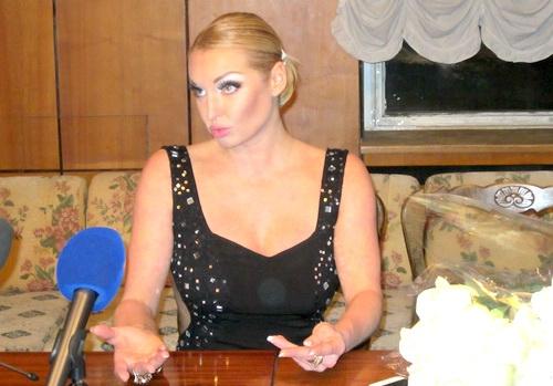 Анастасия Волочкова: «Хочу помогать людям не словом, а делом» 0 (0)
