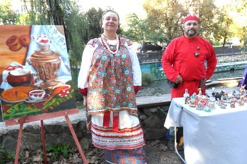 Причал Добра: вечер культуры русских Крыма