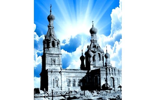 Пора возродить церковь Александра Невского