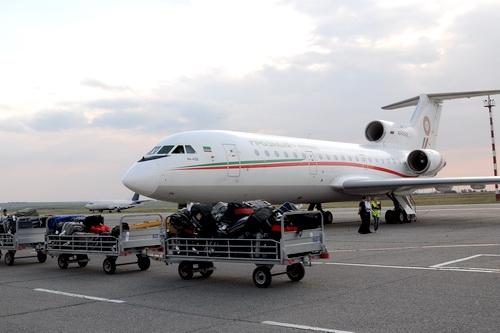 Аэропорт «Симферополь» переходит на весенне-летнее расписание
