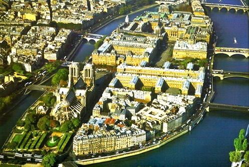 Остров Сите: сердце Парижа забьется вновь