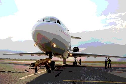 Дураки и воздушные дороги