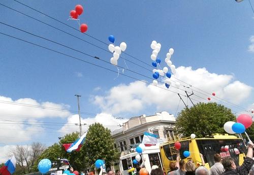 Пока 1 Мая для крымчан — праздник (ВИДЕО)