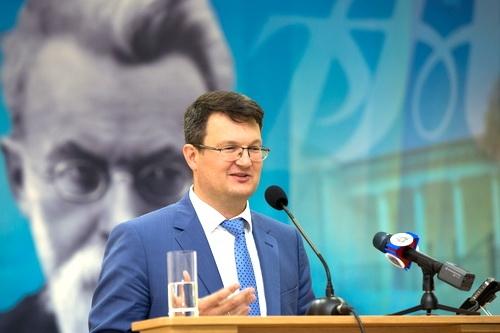 В КФУ прошел первый Ученый совет с новым ректором