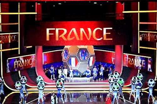 Французы готовятся к ЧМ-2018 в России