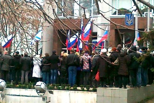 Русская весна в Севастополе: в преддверии второй годовщины