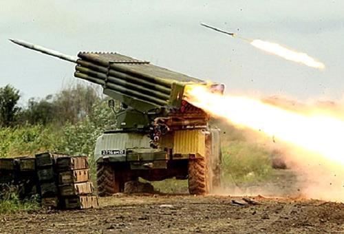 На Донецком фронте — восьмимартовское обострение