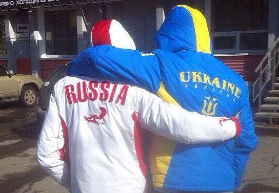Независимость Украины возможна только при дружбе с Россией