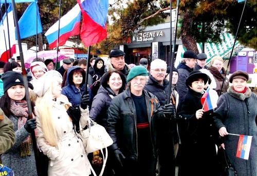 Ялта. Крымская весна 0 (0)