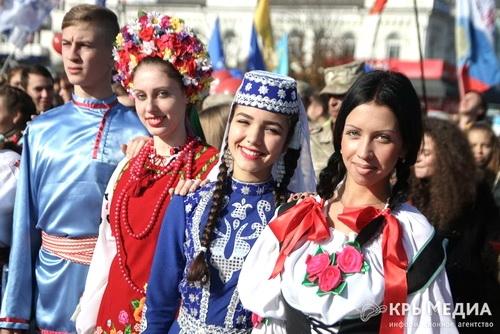 В России нас объединяет любовь
