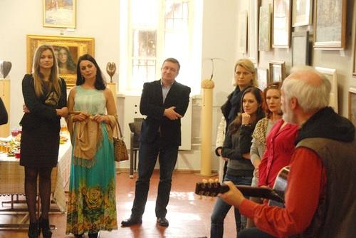 В Никитском саду открыта «Весенняя выставка» 0 (0)