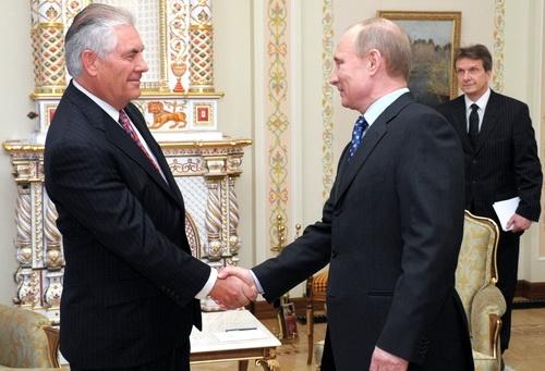 Путин раскусил блеф, с которым приезжал Тиллерсон
