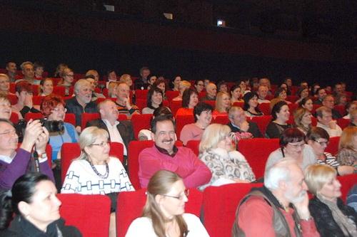 Гурзувиты приняли решение о создании Гурзуфского собрания на концерте Александра Алира