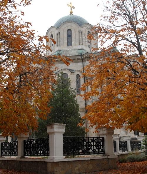 Крым — центр православного паломничества в России