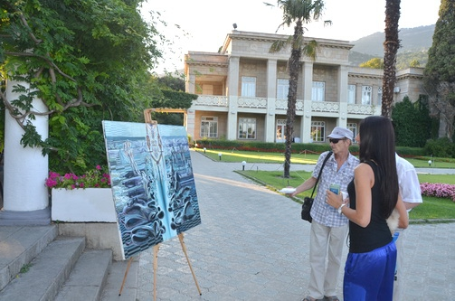 Никитский сад: классика и авангард под открытым небом