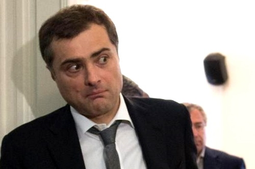 «Дебилы, бл…дь!», или еще раз о «файлах Суркова»