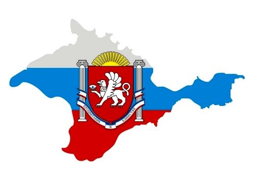 На Герб и Флаг Республики Крым равняйсь!