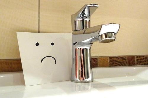 Водоканал предупреждает: кое-кому придется посидеть без воды