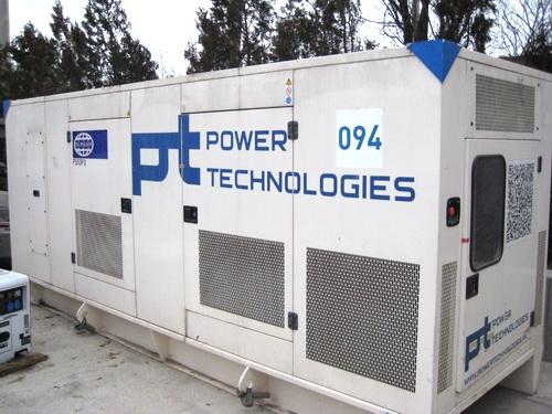 По году за украденные дизель-генераторы