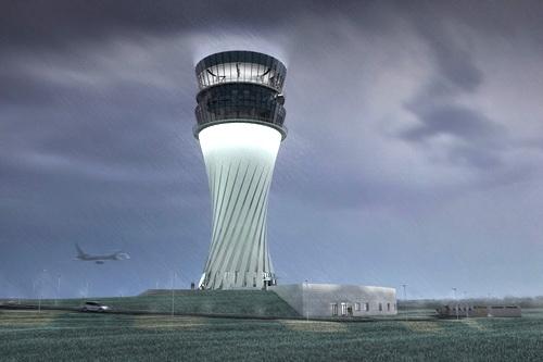 Аэропорт: первый шаг к строительству вышки сделан