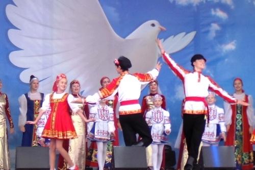 Ялта праздновала вместе со всей страной